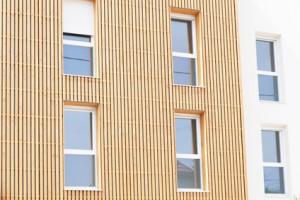 Holz Fassadenverkleidung