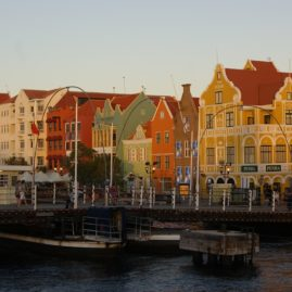 Curacao Fassaden Willemstad