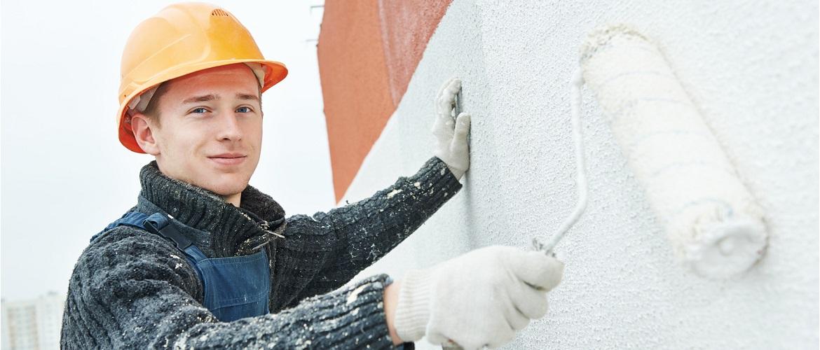 Maler Fassadenanstrich