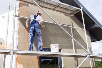 Fassade sanieren